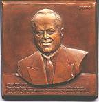 Joy Beckner Commissioned Bronze Portrait Sculpture