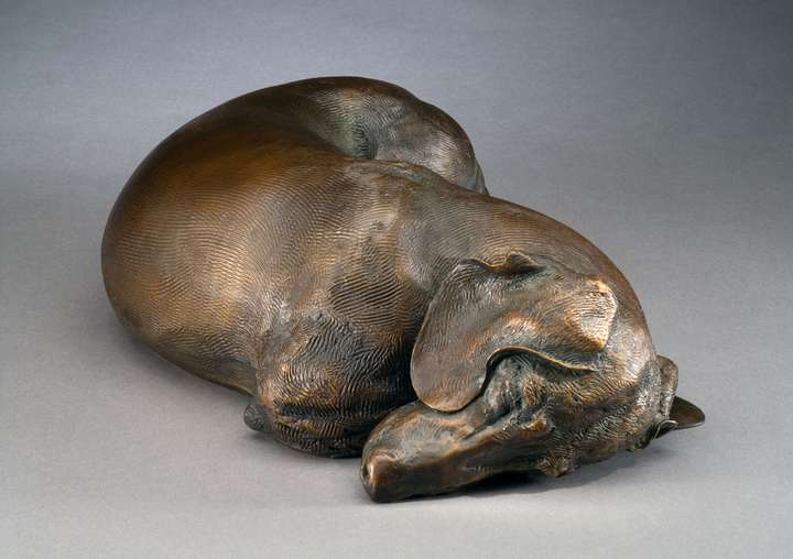 Quot Siesta Ms Quot Life Sized Miniature Smooth Dachshund Bronze